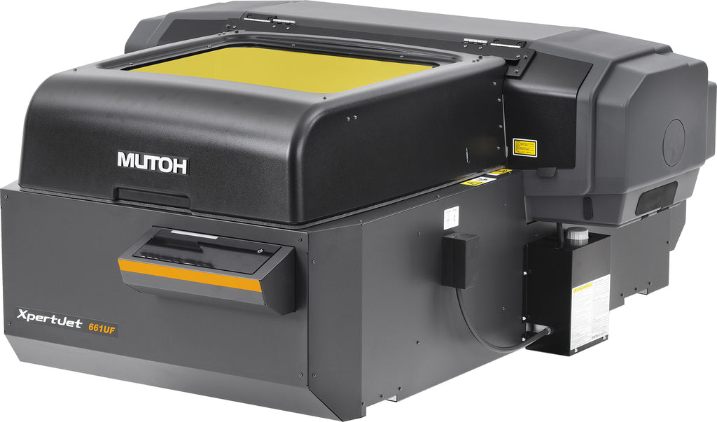 Mutoh UV-LED Flatbed & Roll