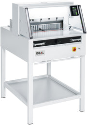 IDEAL 4860 Electric & Programmable Guillotine with Light Curtains