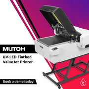 Mutoh ValueJet 626UF UV-LED  A2 6 Colour Large Format Printer
