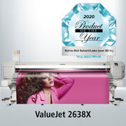 "Mutoh ValueJet 2638X Eco-Solvent 102"" Large Format Printer"