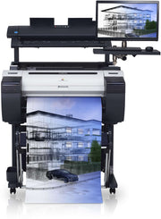 "Canon ImagePROGRAF iPF685MFP PRO 24"" 5 Colour Multi-Function Technical Large Format Printer"