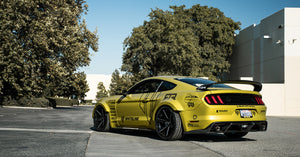 Whiteline P34 Ford Mustang S550 Supercharged by Roush Performance