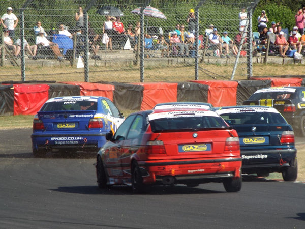 BMW Compact Series at Castlecombe