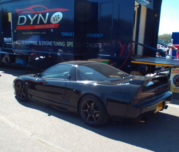 Sweet Sounding Honda NSX at Lydden Car Show