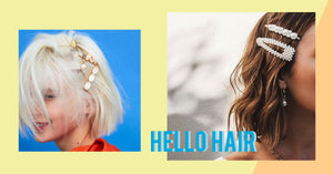 Styling Up Your Hair With Trendy Hair Accessories