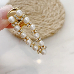 Pearly Whites Hair Accessory - Nymph & Co
