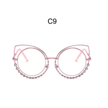 Purr Pearl Cat Eye Sunglasses - Nymph & Co