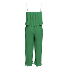Swing It Ruffle Jumpsuit - Nymph & Co