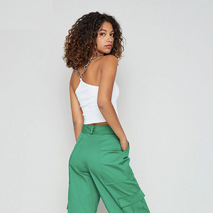 Chain It Up Camisole Crop Top - Nymph & Co