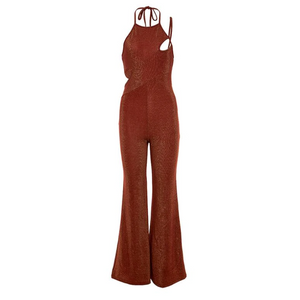 Glam It Glitter Jumpsuit - Nymph & Co