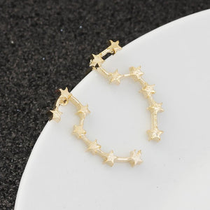 Big Dipper Constellation Ear Climber - Nymph & Co