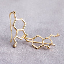 Molecule Ear Climber - Nymph & Co
