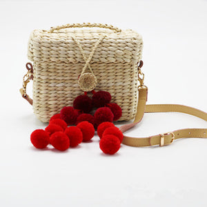 Pom My Basket Bag - Nymph & Co