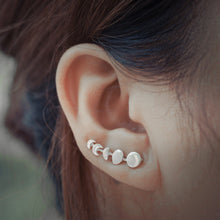 Phases Of The Moon Ear Climber - Nymph & Co