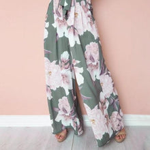 Go Big Floral Wide Leg Pants - Nymph & Co