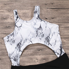 Marble Mix One Piece Swimsuit - Nymph & Co