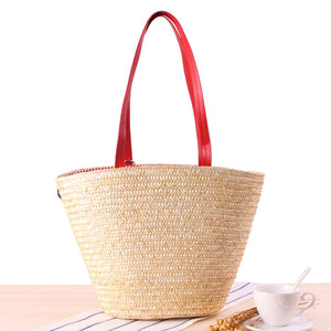 Spice Things Up Straw Bag - Nymph & Co