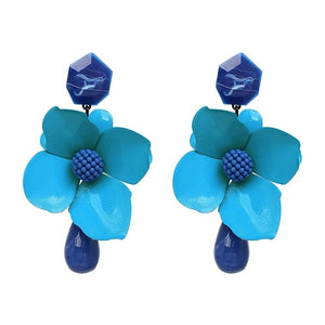 Fika Floral Earrings - Nymph & Co