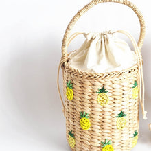 Be Bold Bucket Woven Bag - Nymph & Co