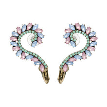 Rio Rhinestone Earrings - Nymph & Co