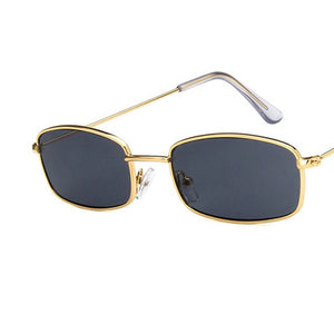 Rhio Rectangle Vintage Sunglasses - Nymph & Co