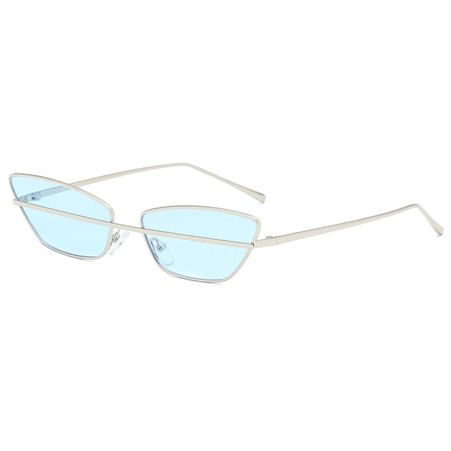 Slice Through Cat Eye Sunglasses - Nymph & Co