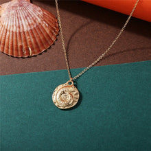 Sally Shell Pendent Necklace - Nymph & Co