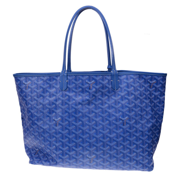 St. Louis PM Saint Louis Blue Canvas Tote