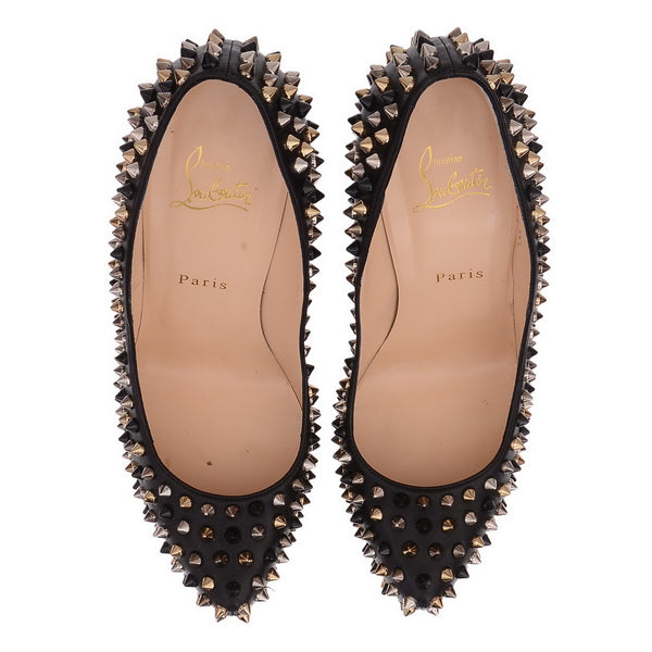 Daffodile Spikes 160 Nappa Leather