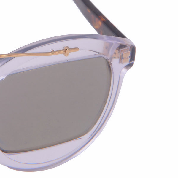 Transparent Dior Mania Sunglasses