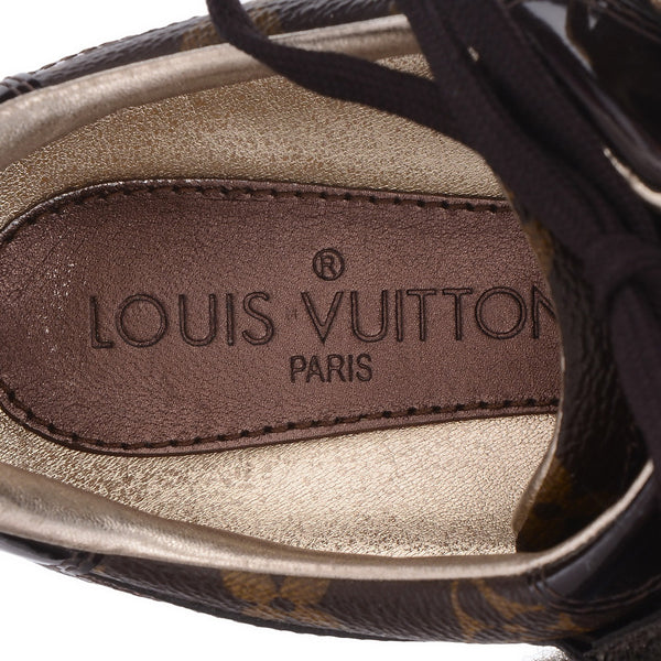 Monogram LV Sneakers With Laces