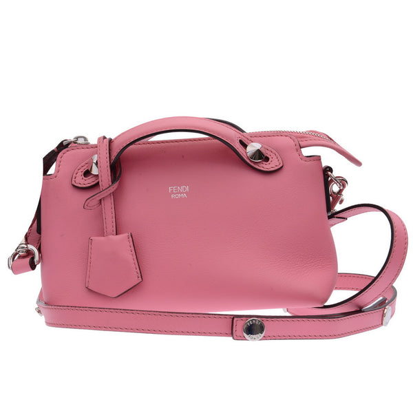 d569db9b0d Pink By The Way Mini Leather Cross-Body Bag – PrePorter Luxury