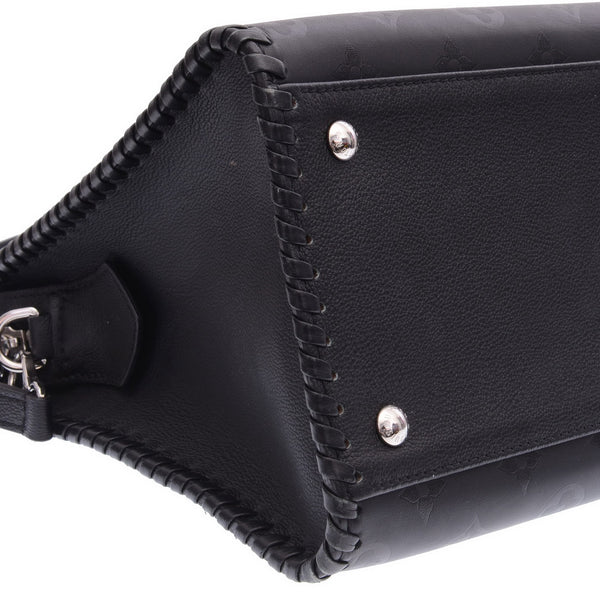 Black Very Zipped Handbag