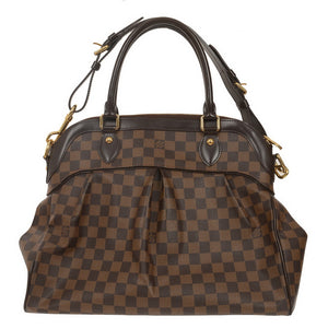 Damier Ebene Canvas Trevi GM HandBag