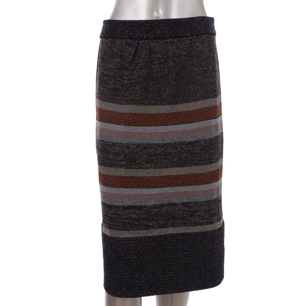 Knitted Shimmering Skirt