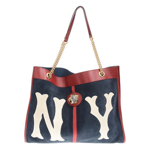 Rajah NY Tiger Shoulder Bag
