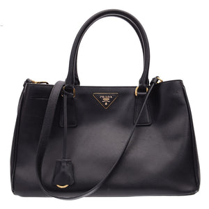 Galleria Small Saffiano Leather Bag
