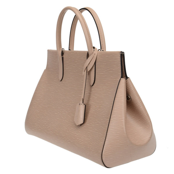 Marly BB Nude Epi Leather Hand Bag