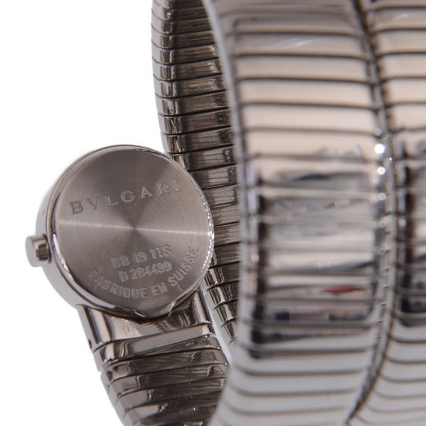 Serpenti Tubogas Stainless Steel Watch Bracelet