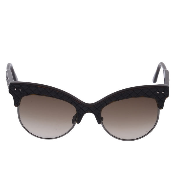 Radiant 52mm Clubmaster Sunglasses