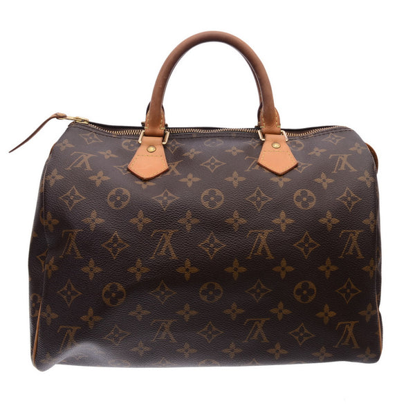 Monogram Canvas Speedy 30 Cm Bag
