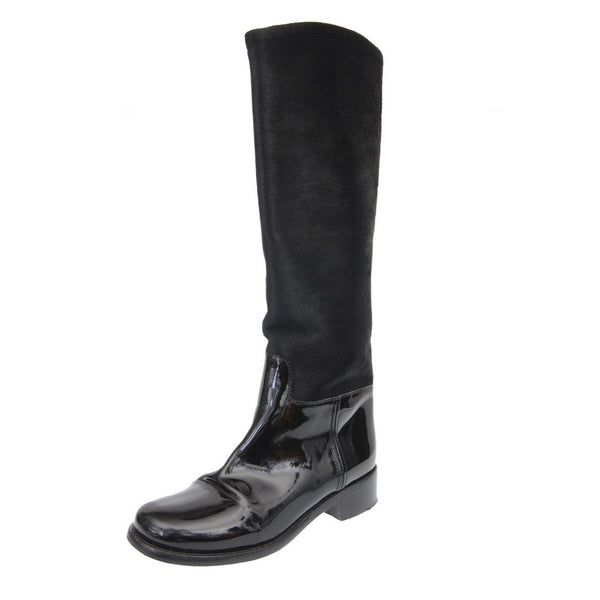 a0bb12e7b Pre-Porter Luxury | Thigh High Boots | Black Boots | Knee Boots ...