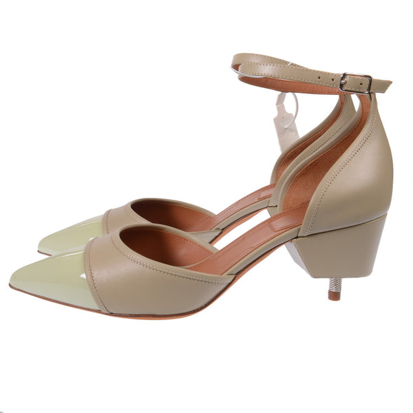"Light Green ""Ranelle"" Pumps"
