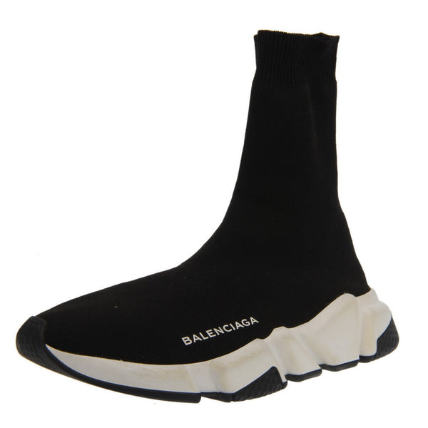 0ba50f7a548 Speed Trainer Stretch Knit High Top Sock Sneakers – PrePorter Luxury
