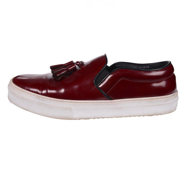 Femme Conception Burgundy Sneakers