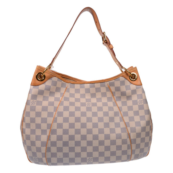 Galliera Damier Azur MM Shoulder Bag