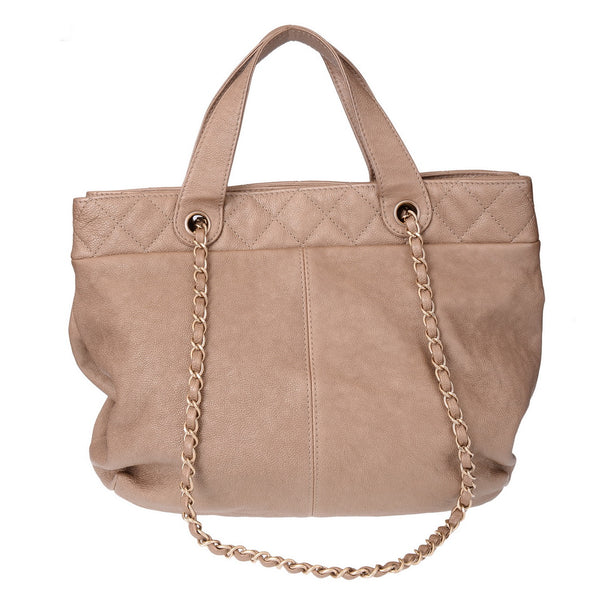Caviar Gold Timeless Soft Shopper Tote