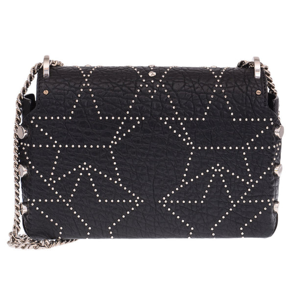 Black Petite Lockett Shoulder Bag