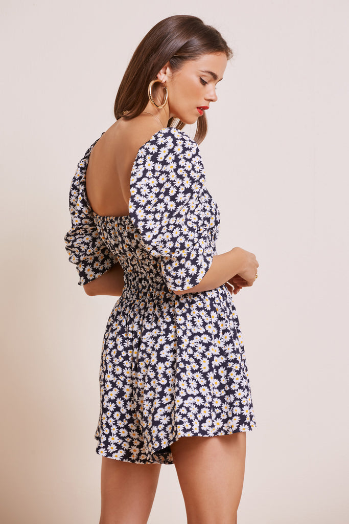 BLOOM SS PLAYSUIT