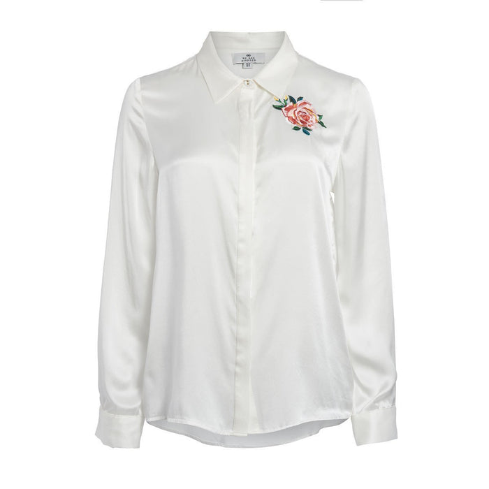 COUNTRY FIELD SILK SHIRT